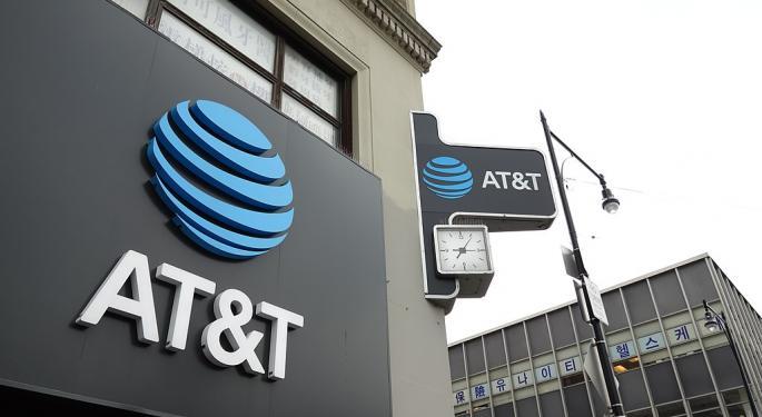 AT&T sube tras su informe de ganancias del 3T