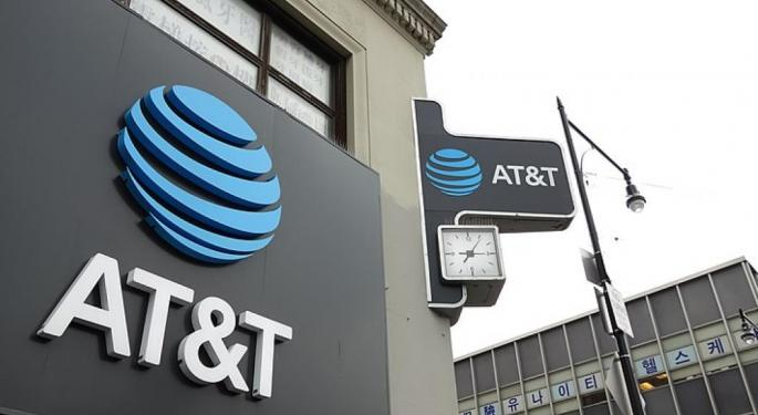 AT&T's Stock Boosted After Activist Investor Elliott Management Discloses $3.2B Stake