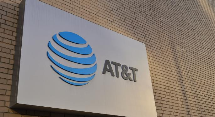 PreMarket Prep Stock Of The Day: AT&T Inc.
