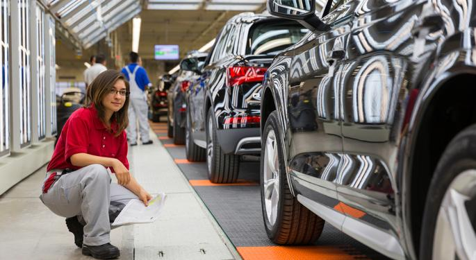 Mexican State Orders Audi, Volkswagen To Keep Mexican Factories Closed