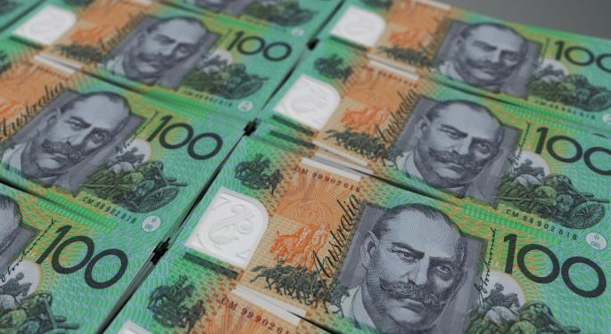 AUD/USD Forecast: Technically Bearish, Only Holding Amid Absent Demand For The Greenback