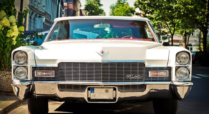 This Day In Market History: Cadillac Is Founded