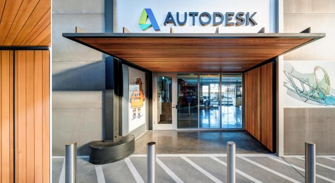 Survey Says Autodesk Is Likely To Benefit From Consumer Trends