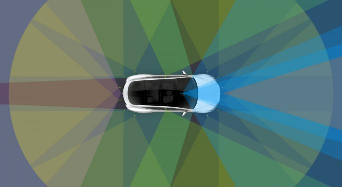 Tesla's FSD Package Shows Automaker's Potential For Software Revenue