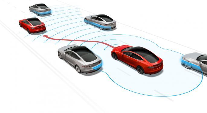 Venta de 00M en acciones de Tesla