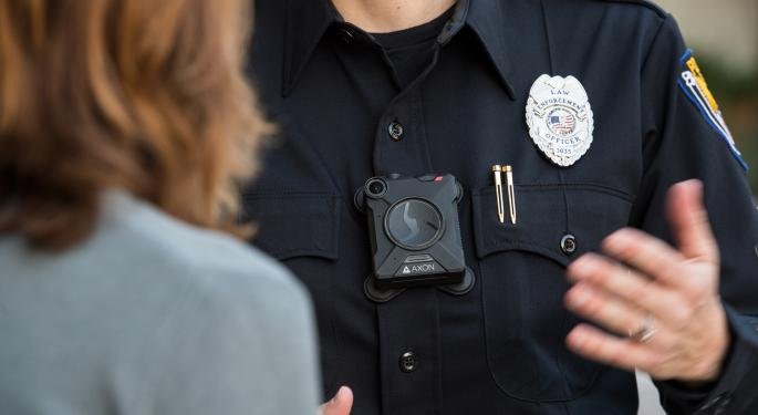 Analyst Sees 'Limited Impact' On Digital Ally From Axon's Free Body Cam Promotion