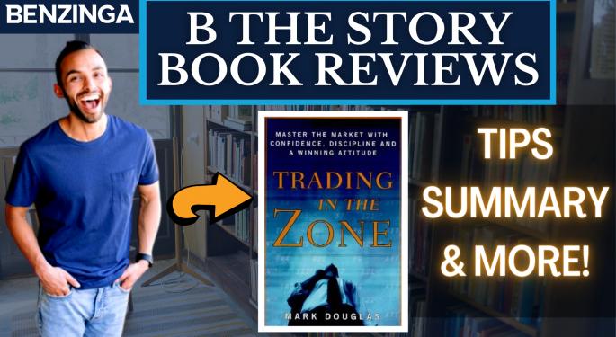 Benzinga Book Club: 'Trading In The Zone'
