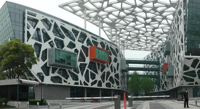 Alibaba dobla su participación en YTO Express