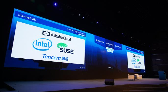 Alibaba's Cloud Growth Outperforms Amazon And Microsoft: CNBC