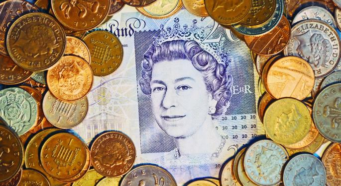 British Pound Outranks Argentina's Peso As Worst Performing Currency