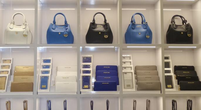 Oversaturated? North America Drowning In Michael Kors, Analyst Downgrades Stock