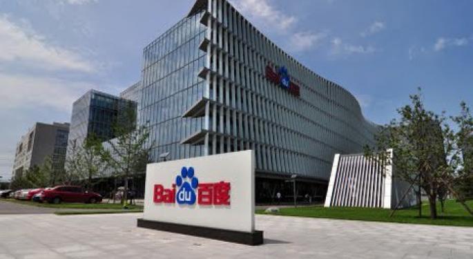 PreMarket Prep Stock Of The Day: Baidu