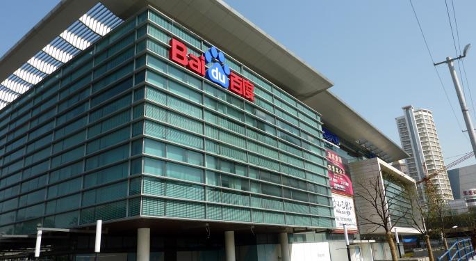 Resultados del 2T de Baidu vs. Google