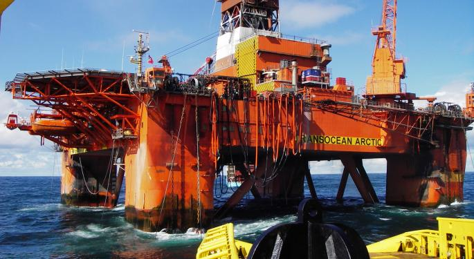 Credit Suisse Just Downgraded Transocean, And Shares Are Falling