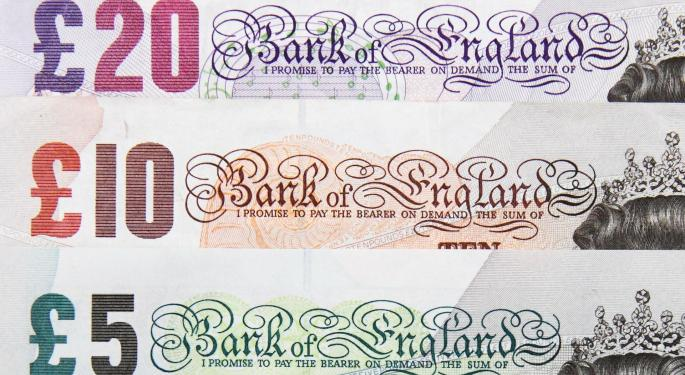 Bank Of England Boosts Bond Buying By $124B, Maintains Bank Rate