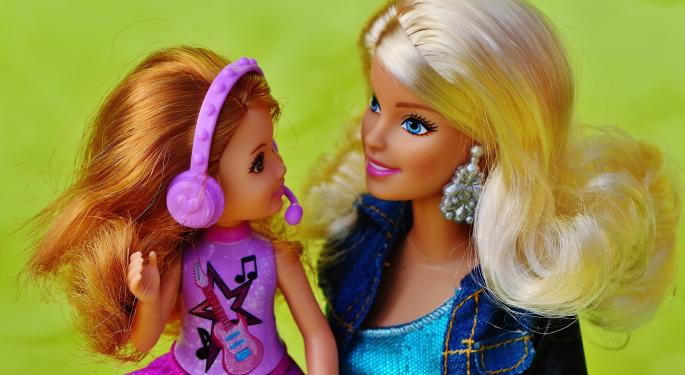 Should Investors Continue Playing With Mattel's Stock?