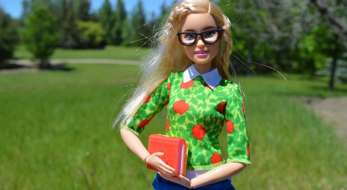 Mattel Not Toying Around With Its Turnaround Effort