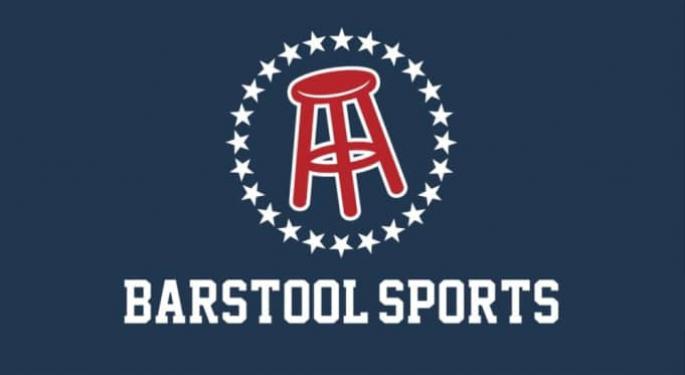 Portnoy Touts Barstool Sportsbook's Top Ranking In App Store