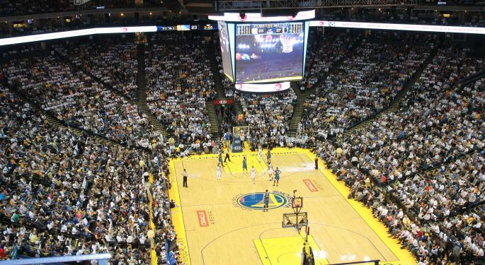 Under Armour In The Midst Of An NBA Finals Rally