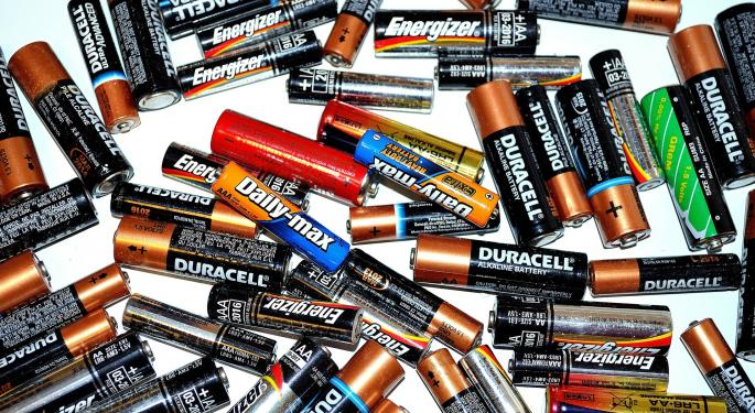 Citi Suggests Buying Energizer Holdings Again