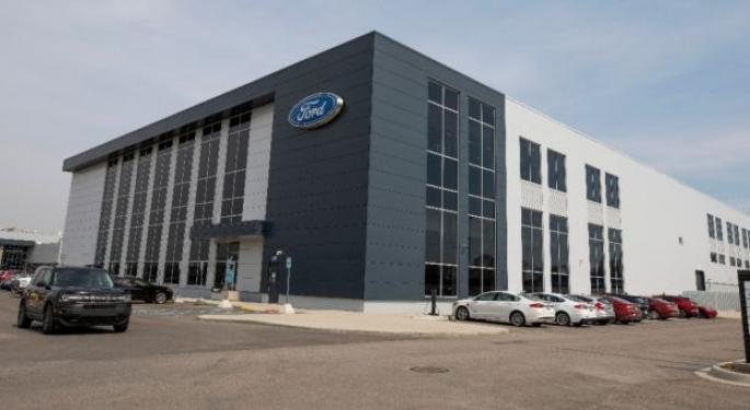 Ford To Build $185M EV Battery Research Center