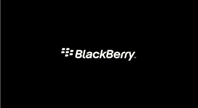 BlackBerry sube mientras crece el interés de WallStreetBets