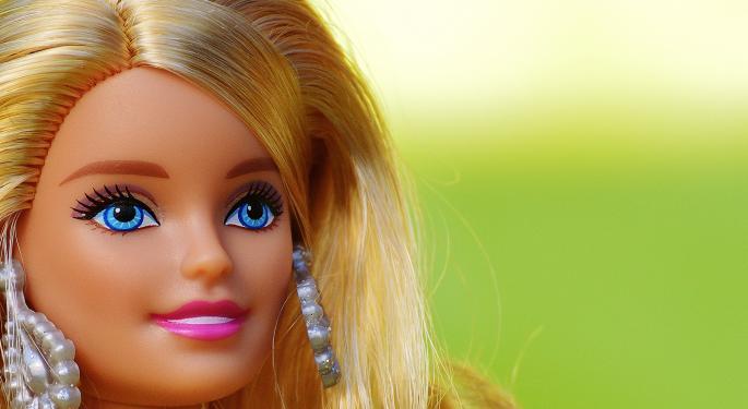Jefferies: The Bearish Case For Mattel's Stock No Longer Applies