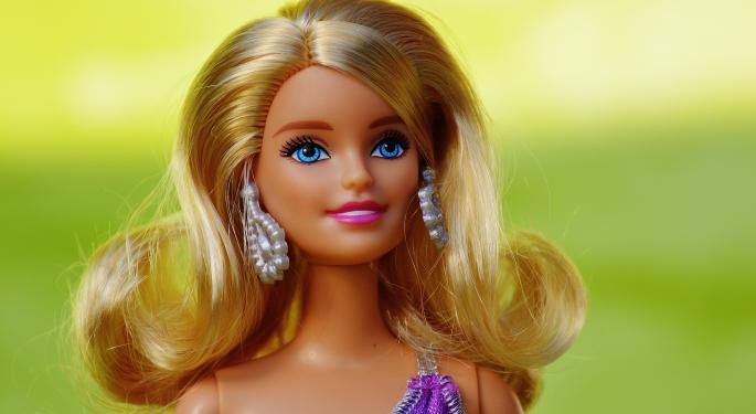 Mattel Has One Of The Most Valuable Brand Portfolios In All Of Consumer Products