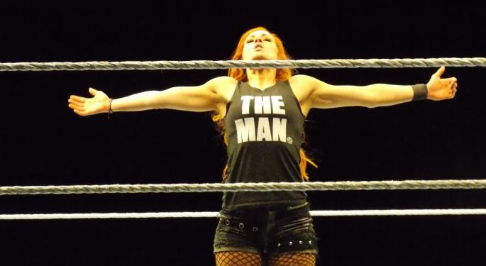 JPMorgan Raises WWE's Price Target, Bullish On 'Smackdown' Future
