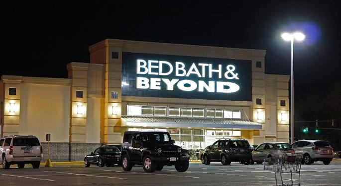 Bed Bath & Beyond Sells Half Its Real-Estate In An Effort To Turn Around Business