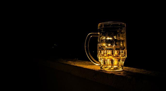 Mega-Brew Merger Deal Halted?