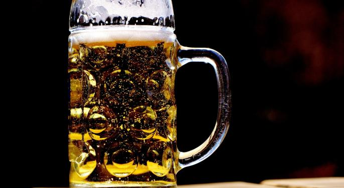 Jim Cramer Cheers Boston Beer Company And Truly
