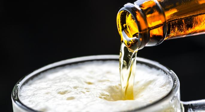 Craft Brew Alliance's Stock Doubles Following Takeover By Anheuser-Busch InBev