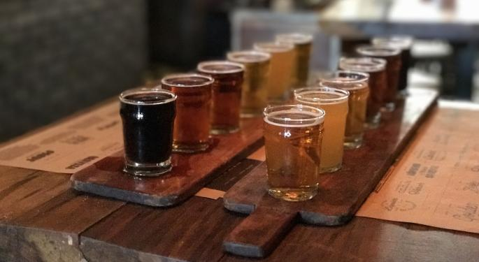 UBS Questions Boston Beer's Dogfish Head Purchase, Increasing Exposure To Difficult Craft Beer Category