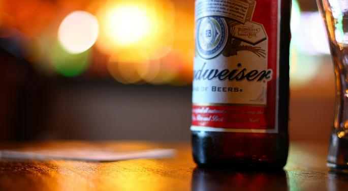 Why This Massive Anheuser Busch Option Trade May Be A Bearish Hedge