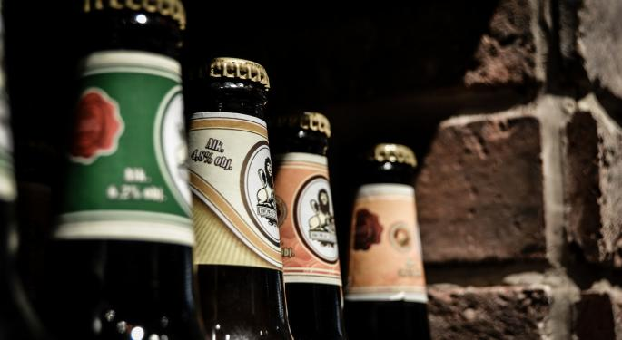 Macro Brewers Continue To Buy Craft Brands