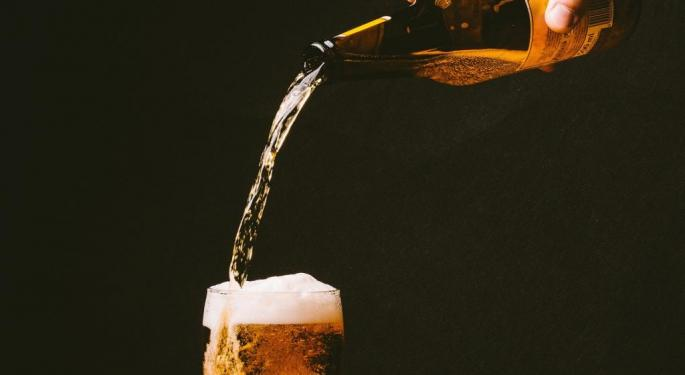 Beer Is Still The Undisputed Champ Of Alcoholic Beverages