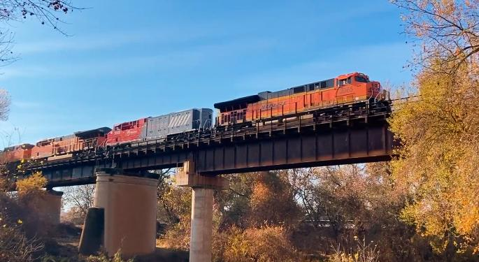BNSF, Wabtec Put Battery-electric Locomotive To The Test