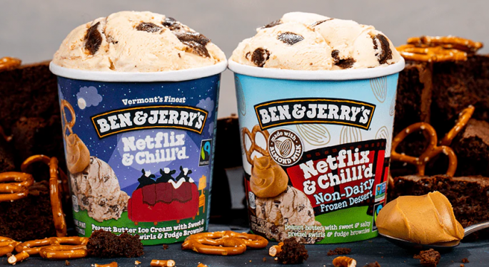 Ben & Jerry's Will Help You Netflix And Chill With 'Netflix & Chilll'd'