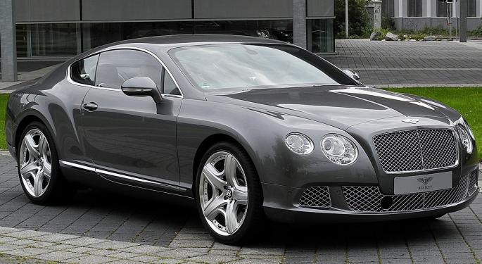 Bentley evoluciona para ser 100 % eléctrico