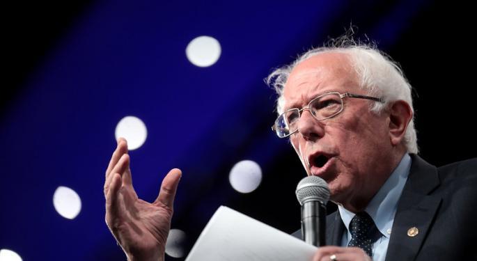 Amazon Exec Dave Clark Gets Backlash After Mean Tweeting Bernie Sanders