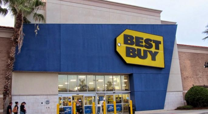 Best Buy Soars On Q3 Earnings Beat, But Tariffs Remain A Concern