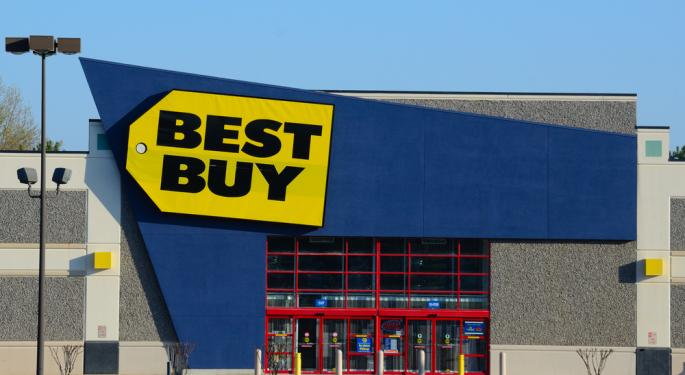 Is Best Buy Winning the Showrooming Battle?