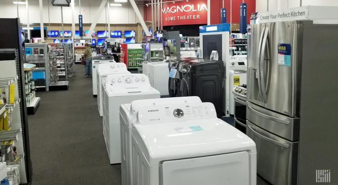 Best Buy Shrinking Some Store Footprints To Focus On Order Fulfillment