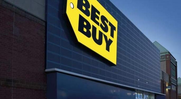 Best Buy Q1 Earnings Beat Analyst Estimate