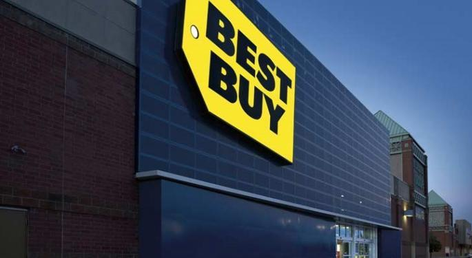 'Halftime Report' Traders Share Their Thoughts On Best Buy