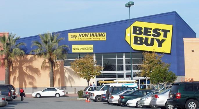 Why Best Buy Is A Favorite Hardline Retailer Heading Into Its Q2 Results
