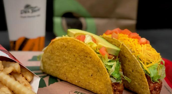Beyond Meat Expands Partnership With Del Taco, But Won't Be Coming To Taco Bell