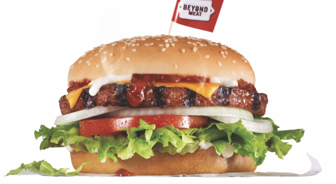 Analyst Reacts To Beyond Meat Earnings, Offering