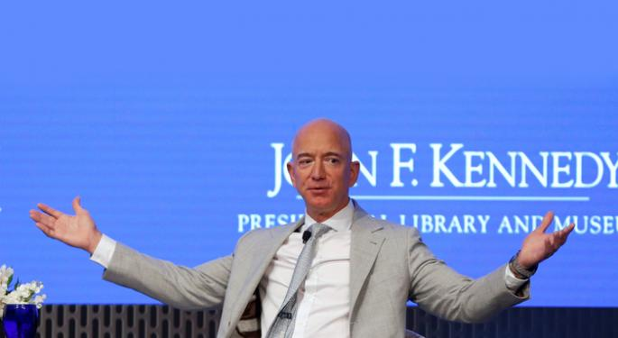 Surpassing Elon Musk, Jeff Bezos Is Again The World's Richest Person